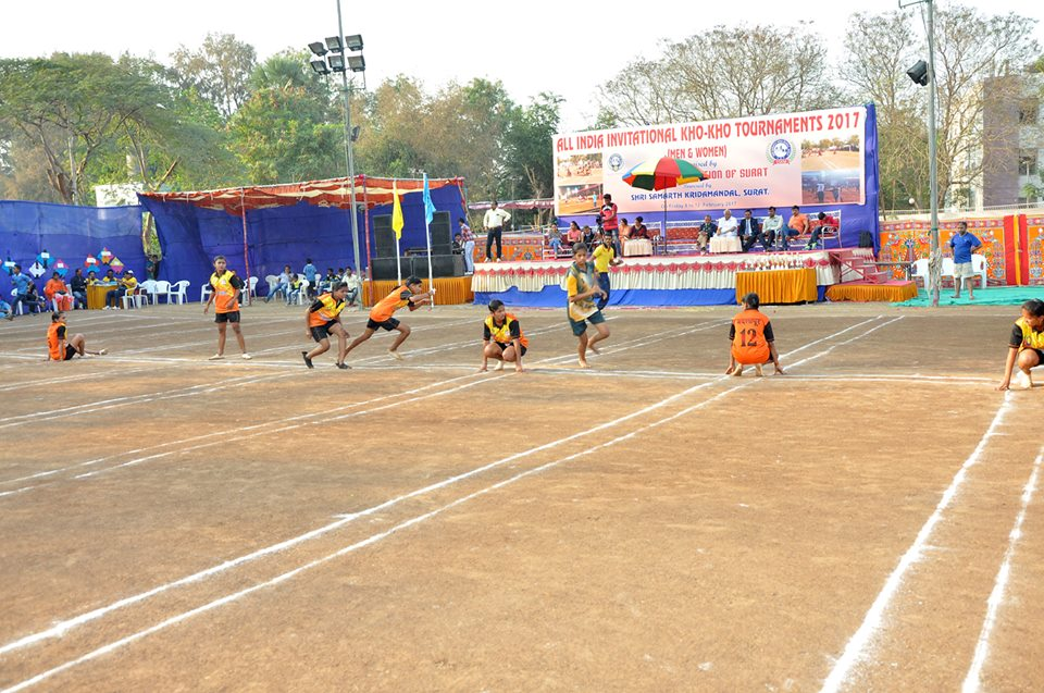 All India Invitation KHO KHO Tournament